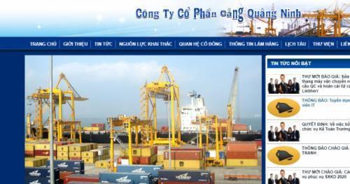 CTCP Cảng Quảng Ninh bị phạt do 'bán chui' cổ phiếu
