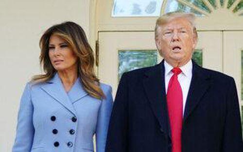 Lý do bất ngờ khiến bà Melania không ngủ cùng phòng với ông Trump