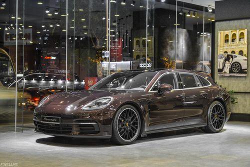 Porsche Panamera 4 Sport Turismo - Của hiếm khó tìm tại Việt Nam