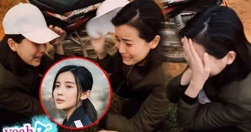 Cao Thái Hà bật khóc nức nở, hoảng sợ khi phải đi 8km đường núi lên Yên Bái quay phim