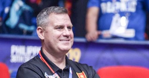 Dẫn dắt đội hình trong mơ đến với chiến tích lịch sử, HLV trưởng đội tuyển bóng rổ Việt Nam vẫn thận trọng trước cơ hội huy chương tại SEA Games 30