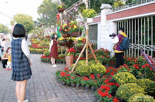 Nghệ An sẽ tổ chức nhiều chợ hoa xuân trên các tuyến đường