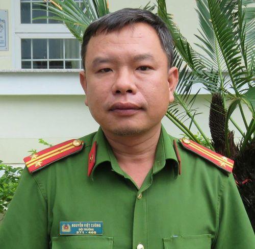 Trung tá công an ở Phú Yên bị khởi tố vì tự viết thêm vào biên bản hỏi cung