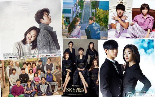 10 phim truyền hình Hàn Quốc hay nhất thập kỷ qua