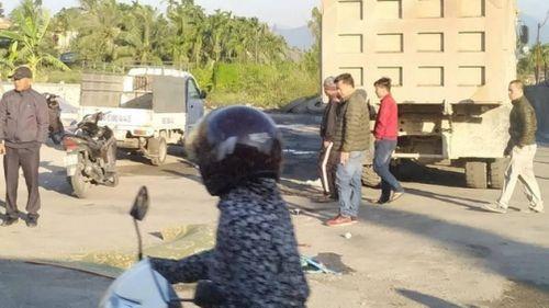 Quảng Ninh: Bị xe 'hổ vồ' cán, 1 người tử vong