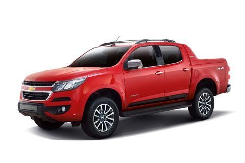 Bảng giá xe Chevrolet mới nhất tháng 12/2019: SUV Chevrolet Trailblazer ưu đãi tới 100 triệu đồng