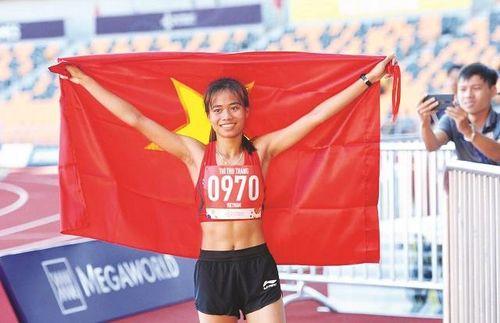 'Ngày vàng' của thể thao Việt Nam