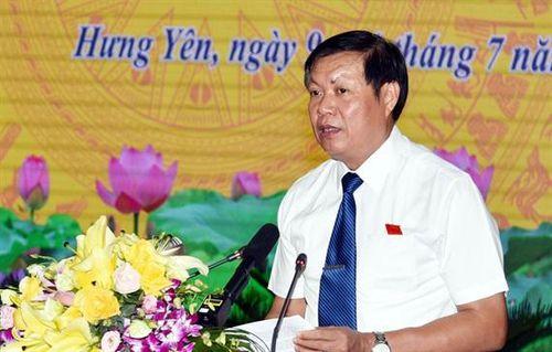 Ông Đỗ Xuân Tuyên giữ chức Thứ trưởng Bộ Y tế