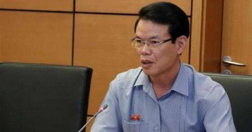 Đề nghị Bộ Chính trị xem xét kỷ luật ông Triệu Tài Vinh