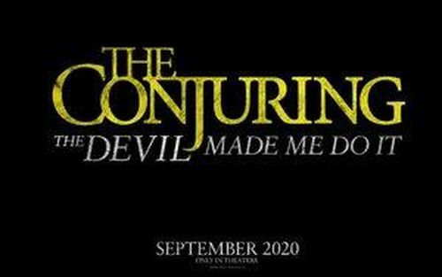 'The Conjuring 3' tung tựa phim cùng ngày ra mắt chính thức!