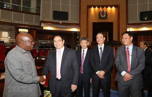 Thắt chặt quan hệ đoàn kết truyền thống Việt Nam - Tanzania