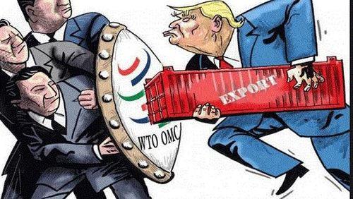 Phá WTO, Mỹ áp đặt trong cuộc đấu 'một chọi một'