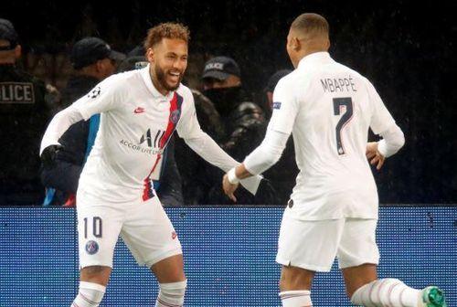 Real, PSG thắng tưng bừng ở lượt cuối vòng bảng Champions League