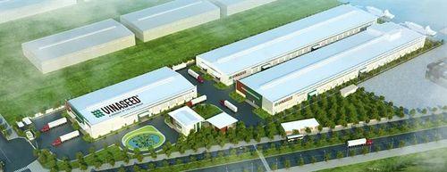 Vinaseed khánh thành Trung tâm công nghiệp chế biến hạt giống và nông sản hiện đại