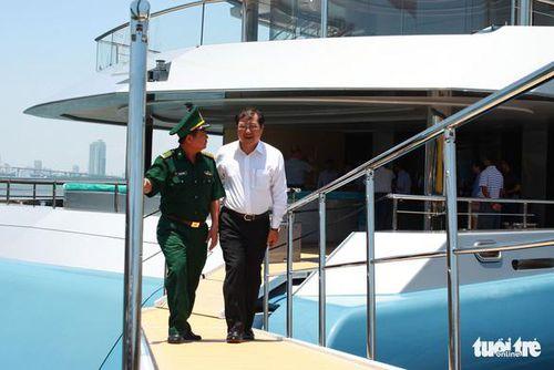 Đà Nẵng xây đề án phát triển kinh tế du thuyền