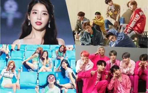 'Mục sở thị' Top 10 ca khúc Kpop hay nhất thập kỷ do tờ Munhwa Ilbo Hàn Quốc bình chọn