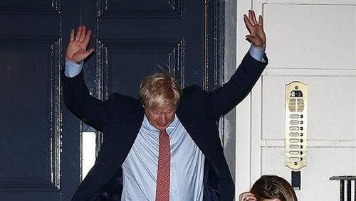 Chiến thắng lịch sử của Thủ tướng Anh