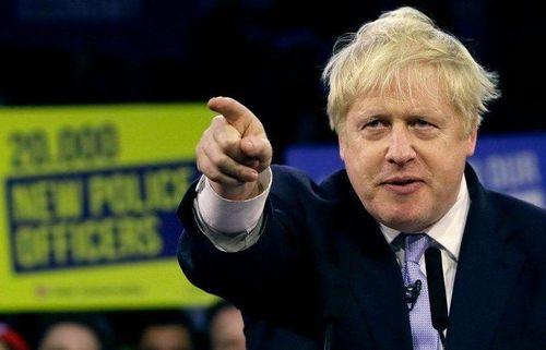 Bầu cử Anh: Thắng áp đảo, Thủ tướng Johnson nói 'lịch sử', Tổng thống Trump gọi 'vĩ đại'