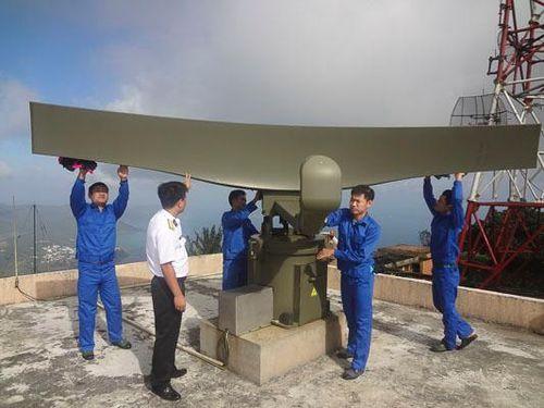 Khai thác tốt hệ thống 'thiên lý nhãn' quan sát mục tiêu trên biển