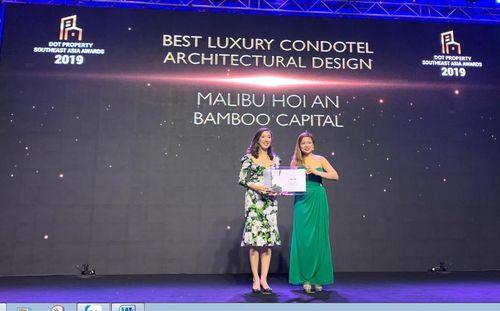 Malibu Hội An được bình chọn dự án nghỉ dưỡng cao cấp hướng biển tốt nhất