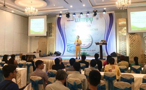 Công bố Chương trình 'Vì sức khỏe hàng triệu gia đình Việt'