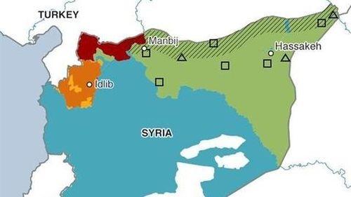 Trận quyết chiến sinh tử Idlid–Syria