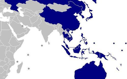 Vành đai Thái Bình Dương (Pacific rim) trong kinh tế là gì? Nội dung về Vành đai Thái Bình Dương
