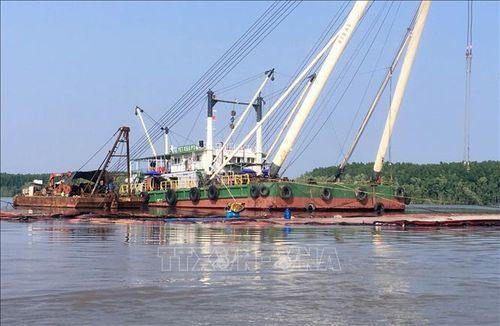 Tìm thấy thi thể thợ lặn cuối cùng mất tích trên sông Lòng Tàu
