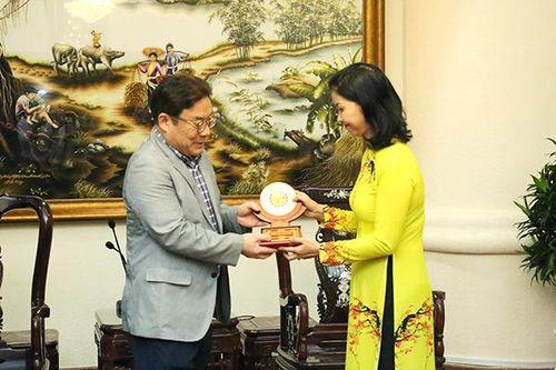 Đoàn Văn phòng Nghị viện Gyeongnam thăm Đồng Nai