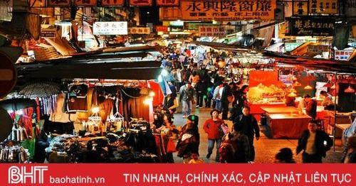 10 khu chợ đêm nổi tiếng nhất thế giới