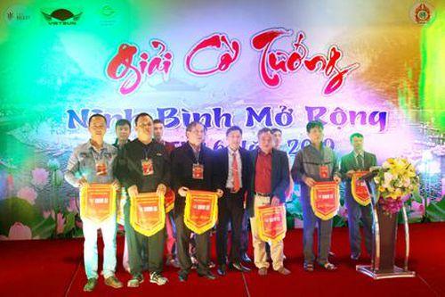 Ấn tượng từ Giải Cờ tướng Ninh Bình mở rộng lần thứ 6