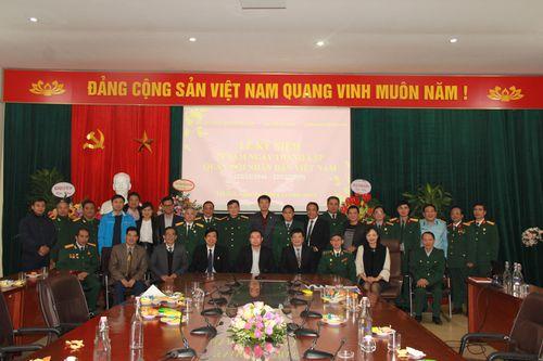 Hội Cựu chiến binh Bộ Tư pháp tiếp tục phát huy truyền thống bộ đội cụ Hồ