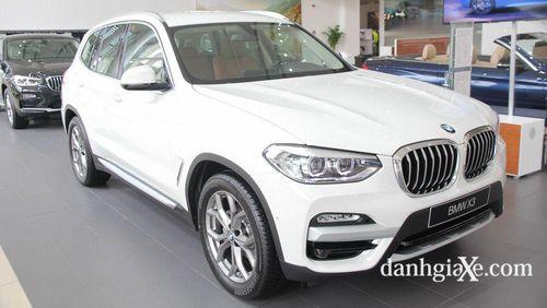 Đánh giá sơ bộ xe BMW X3 2020