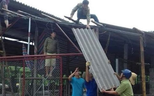 Xã Minh Quán khẳng định chi trả đúng hỗ trợ thiệt hại mưa bão