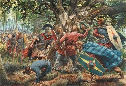 Nhà quân sự nào thảm hại nhất lịch sử đế chế La Mã?