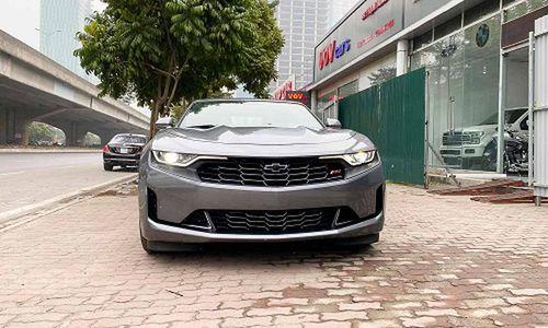 Chevrolet Camaro 2019 mui trần gần 3 tỷ đồng ở Hà Nội