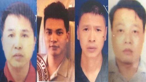 Tử hình 4 bị cáo 'xuất khẩu' 250 bánh heroin sang Trung Quốc