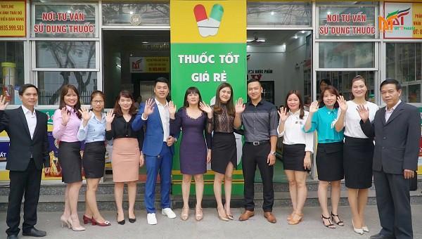 Công ty Cổ Phần Thương mại Dược phẩm Mạnh Tý: Địa chỉ của sự tận tâm và uy tín cho sức khỏe của mọi nhà