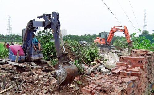 Vi phạm trên đất nông nghiệp, đất công tại Hà Nội: Quyết liệt xử lý dứt điểm