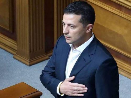 Gần nửa số cư dân Ukraine bầu Tổng thống Zelensky là 'chính trị gia của năm'