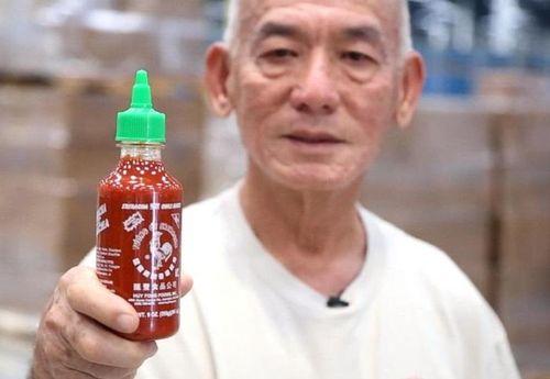 Ông chủ hãng tương ớt vừa bị thu hồi tại Australia là ai?