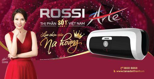 Bình nước nóng Rossi Arte: Lựa chọn hoàn hảo cho gia đình hiện đại