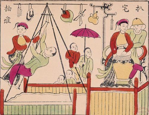 Đời sống tinh thần người Việt hơn 60 năm trước phong phú ra sao?