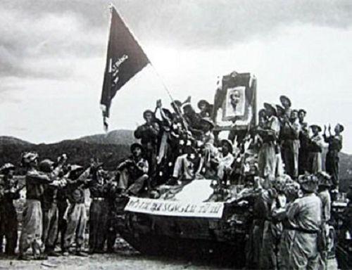 Bộ đội Việt Nam từng 'cưỡi' xe tăng nào trong chiến thắng Điện Biên Phủ lịch sử?