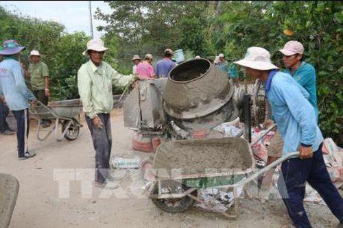 10 năm xây dựng nông thôn mới: Hướng tới xây dựng nông thôn mới kiểu mẫu