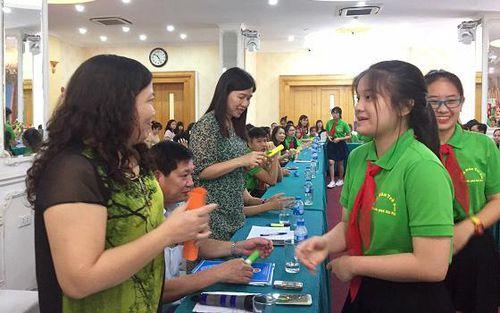 Diễn đàn trẻ em Hà Nội 2019: Trẻ em chất vấn 4 nhóm vấn đề nóng