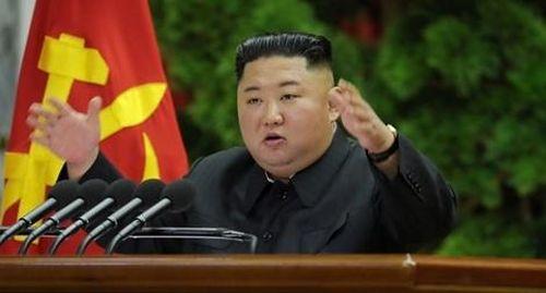 Ông Kim họp khẩn với lãnh đạo đảng Lao động Triều Tiên
