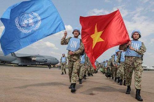 Việt Nam góp phần thiết thực gìn giữ hòa bình thế giới