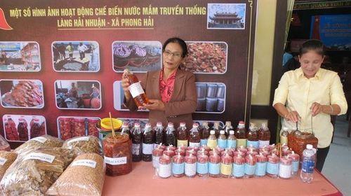 Giữ chất lượng nước mắm Phong Hải