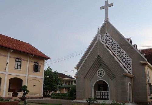 Sở VH&TT chính thức trao bằng xếp hạng Di tích cho Nhà thờ Thủ Thiêm